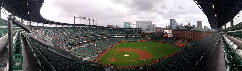 Oriole Park at Camden Yards, section: 324, row: 20, seat: 20
