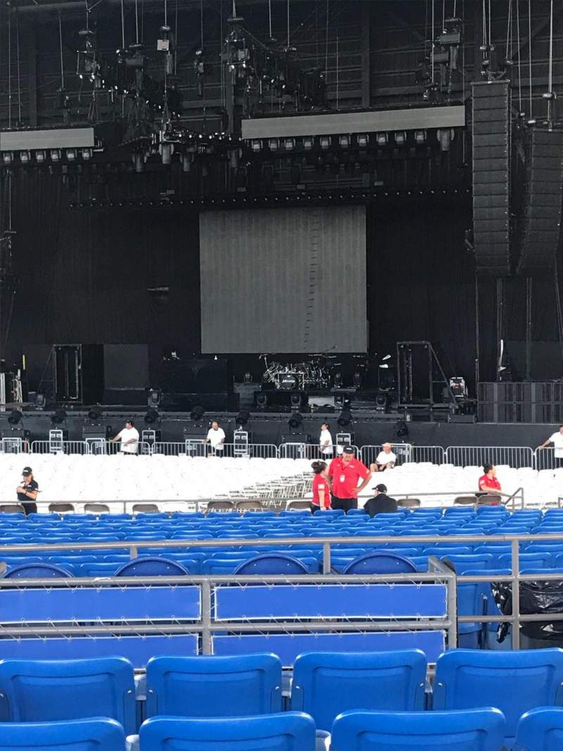 MidFlorida Credit Union Amphitheatre, section: 9, row: J, seat: 74