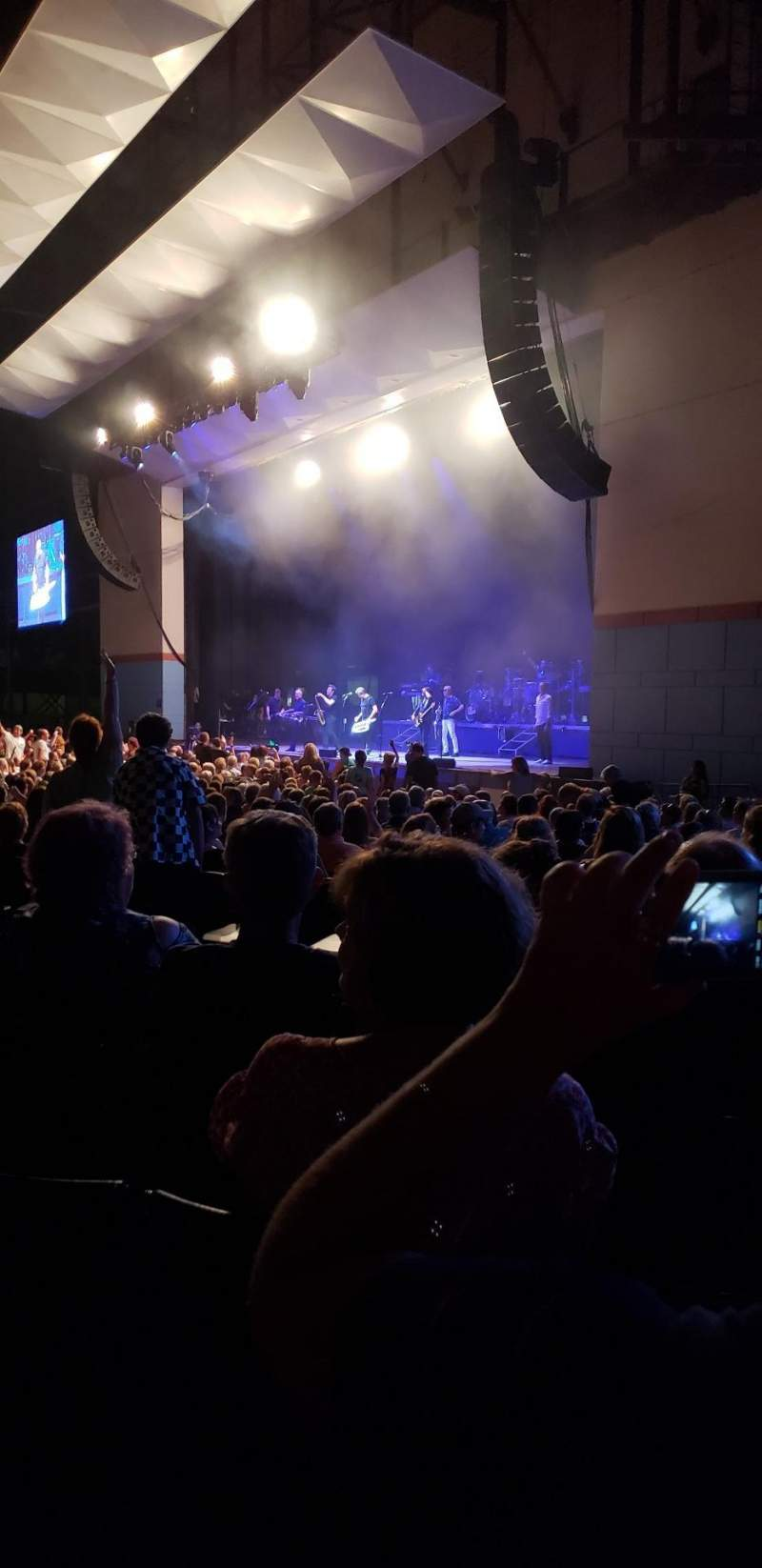 Riverbend Music Center, section: 600, row: R, seat: 644