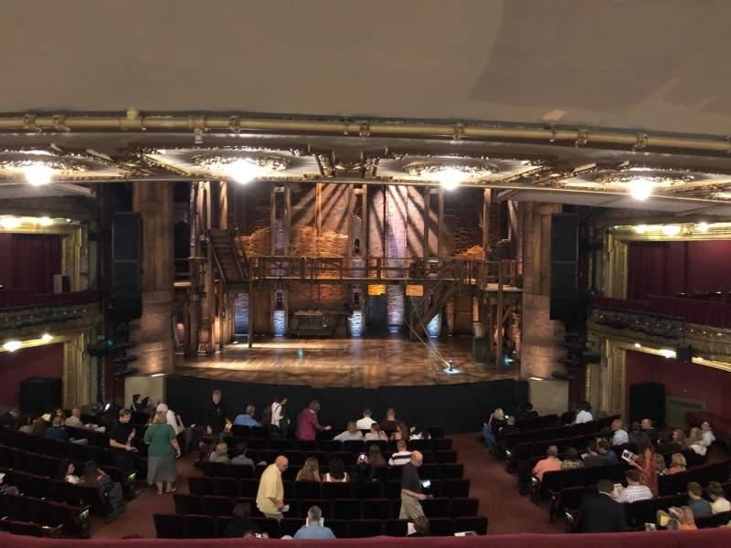 CIBC Theatre, section: DRCR-C, row: Row B, seat: 207