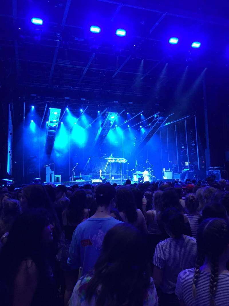 Seating view for Coca-Cola Roxy Section Floor General Admission Row G/A Seat G/A