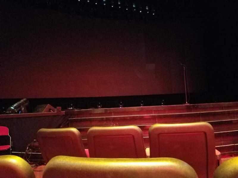 Seating view for The Colosseum At Caesars Palace Section 105 Row C Seat 501, 502