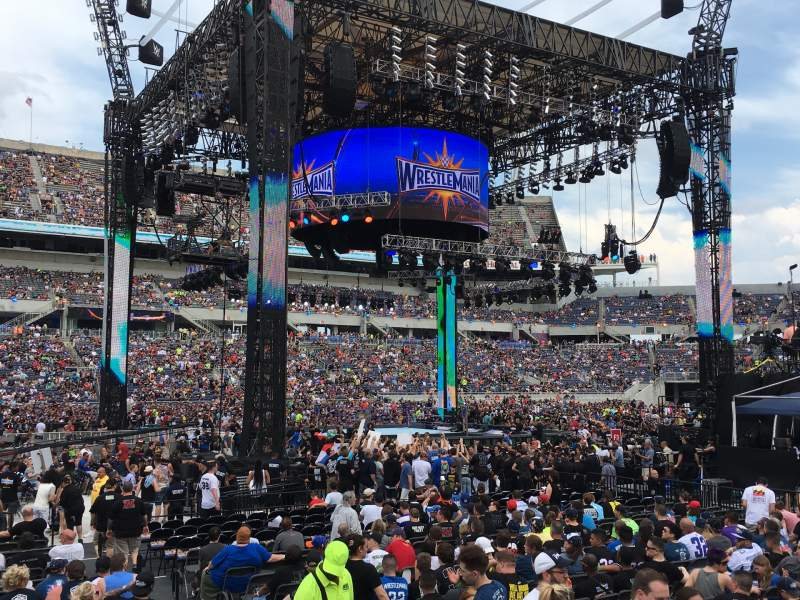 Seating view for Camping World Stadium