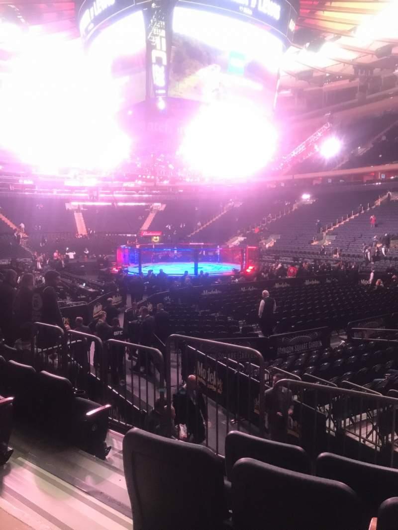 Madison Square Garden: Madison Square Garden, Home Of New York Rangers, New York