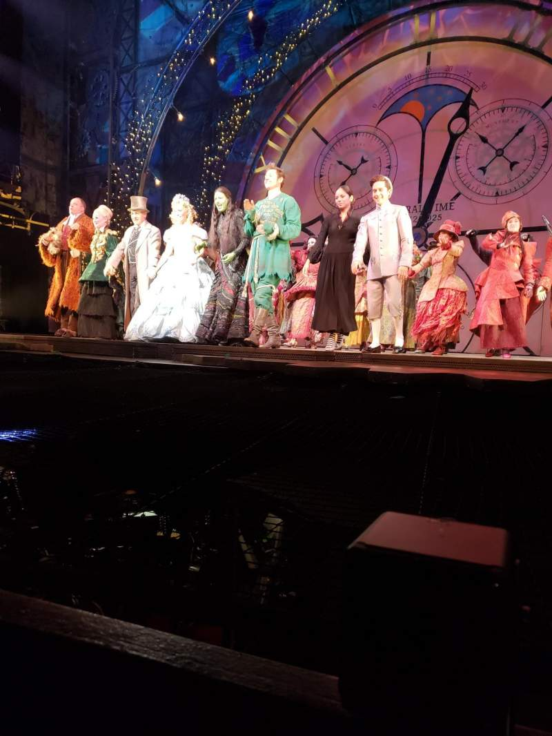 Seating view for San Diego Civic Theatre Section Orchestra 2 Row Cc Seat 16