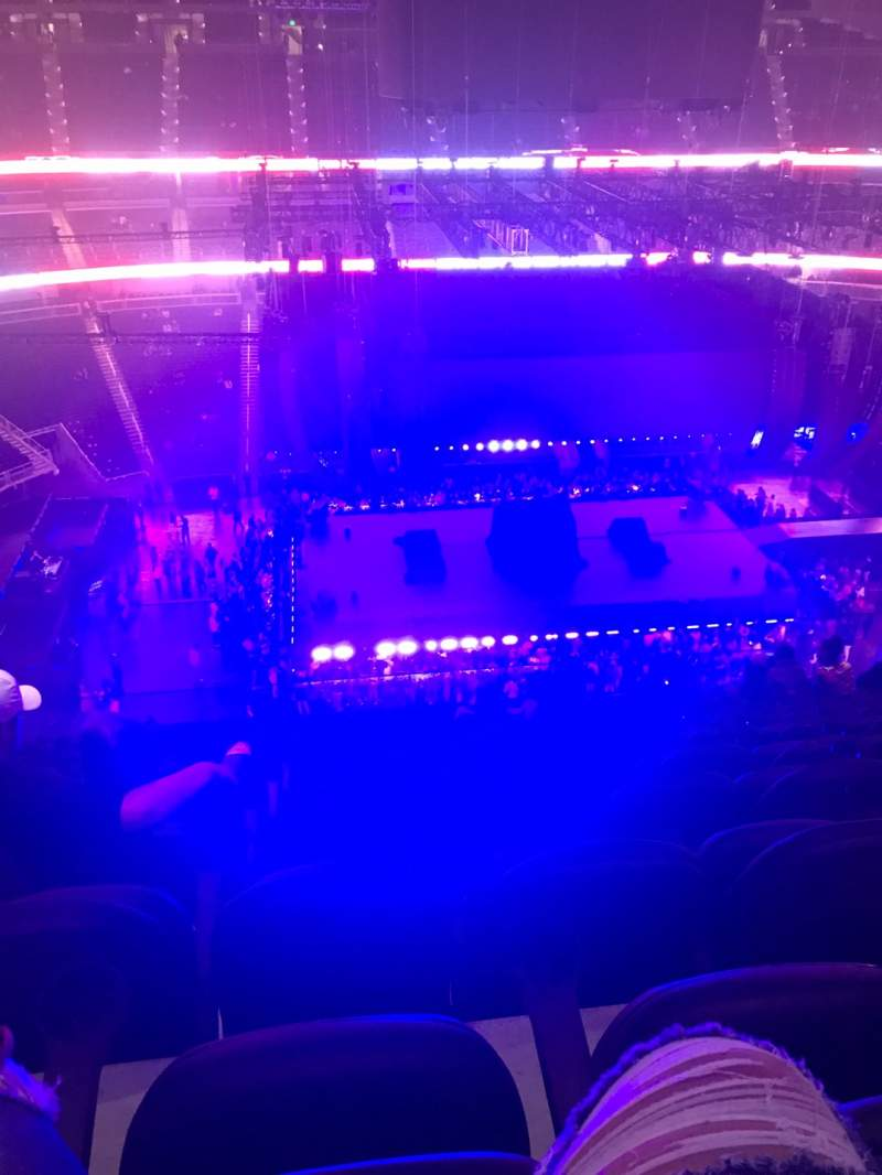 Seating view for State Farm Arena Section 210 Row N Seat 12