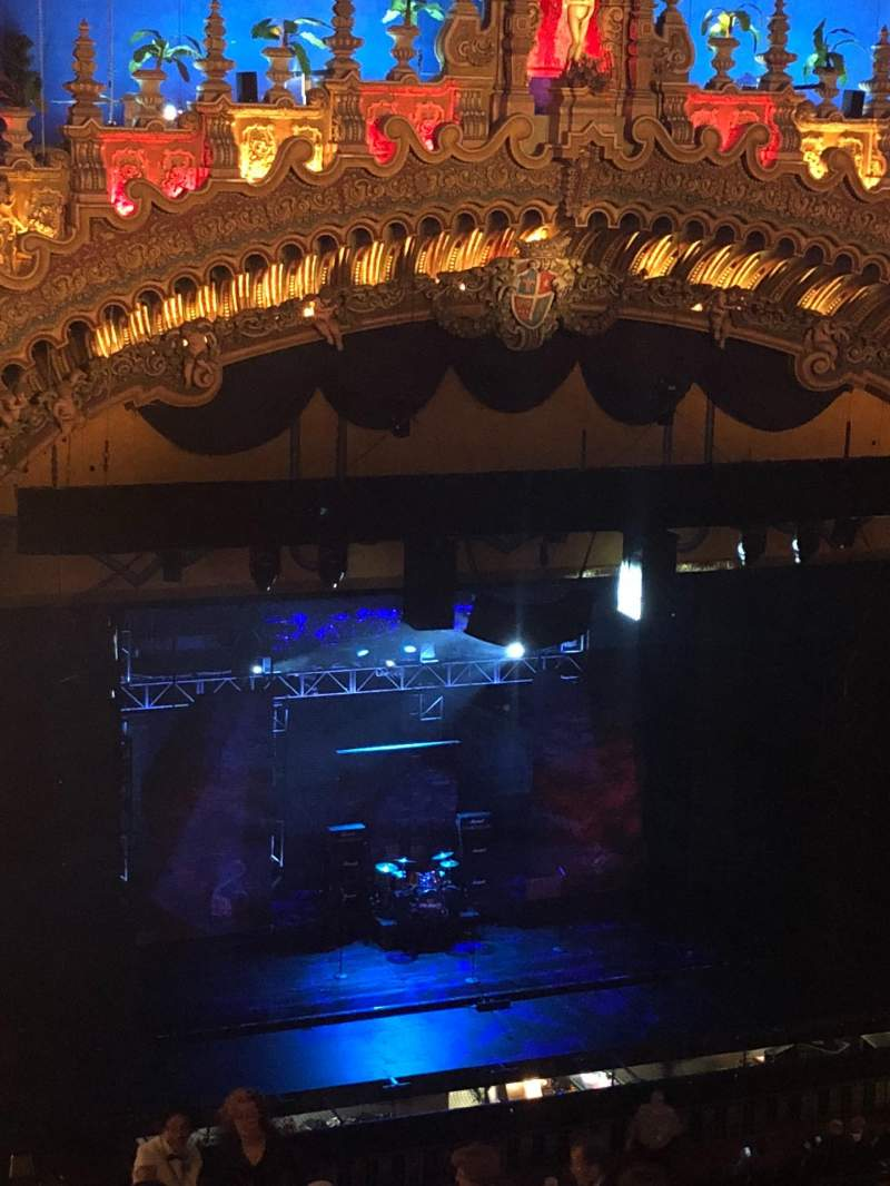 Seating view for Majestic Theatre - San Antonio Section Balcony L Row NN Seat 1
