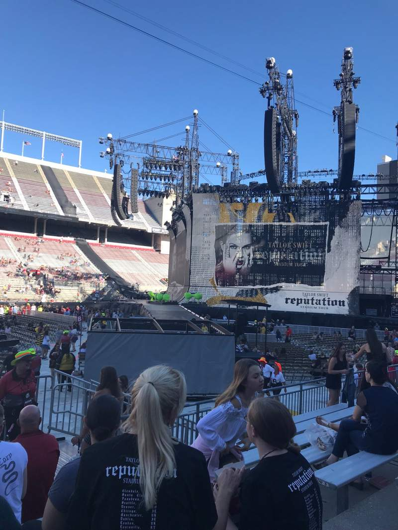 Seating view for Ohio Stadium Section 23A