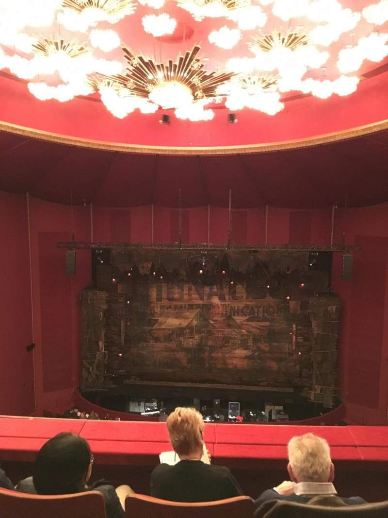 Seating view for The Kennedy Center Opera House Section Tier 2 Row C Seat 205