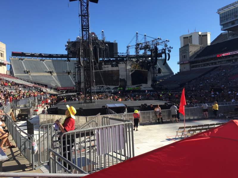 Seating view for Ohio Stadium