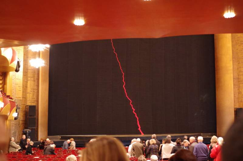 Seating view for Metropolitan Opera House - Lincoln Center Section Orchestra Row CC Seat 23