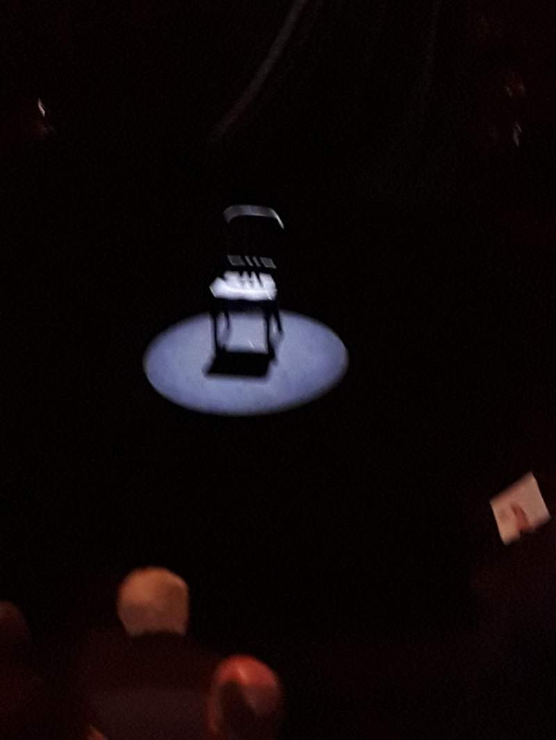 Seating view for Ambassadors Theatre (London) Section Circle Row H Seat 5