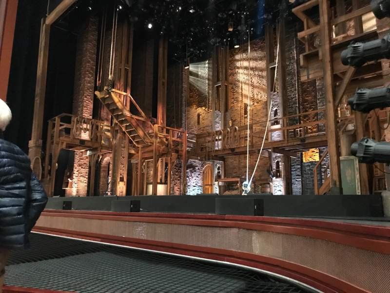 Seating view for Walt Disney Theatre - Dr. Phillips Center Section Lower Orchestra R Row BB Seat 8