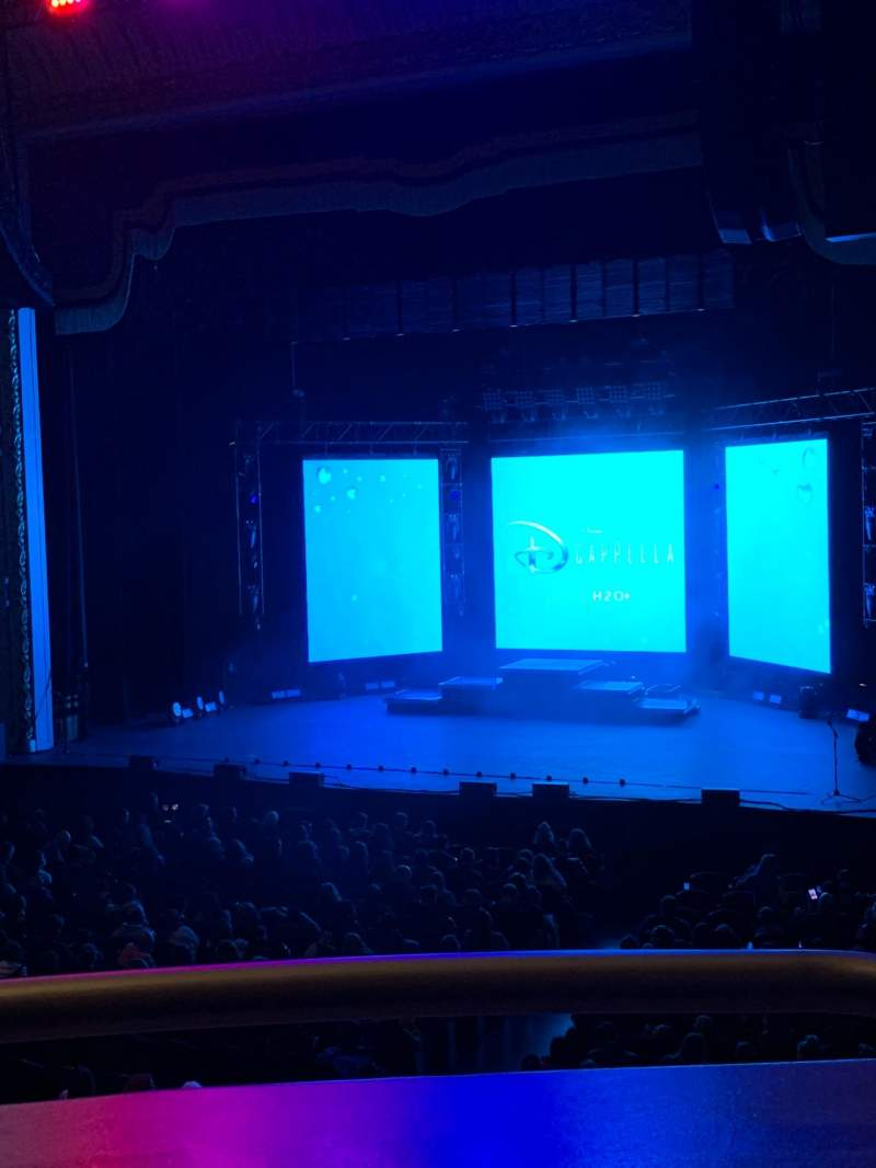 Seating view for The Met Philadelphia Section Grand Salle Box 7 Row A Seat 5