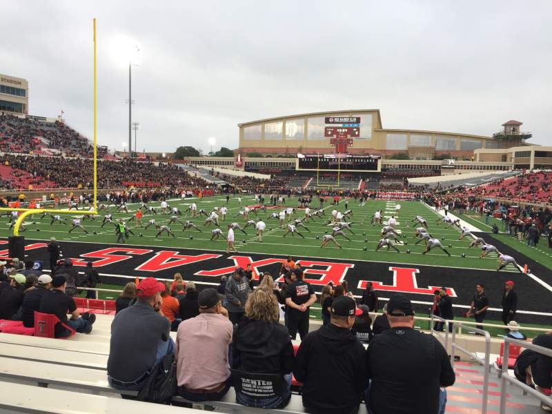Seating view for Jones AT&T Stadium Section 11 Row 15 Seat 19