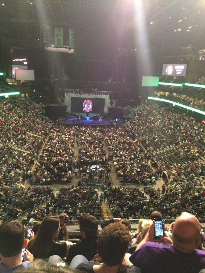 Seating view for State Farm Arena Section 215 Row G Seat 20