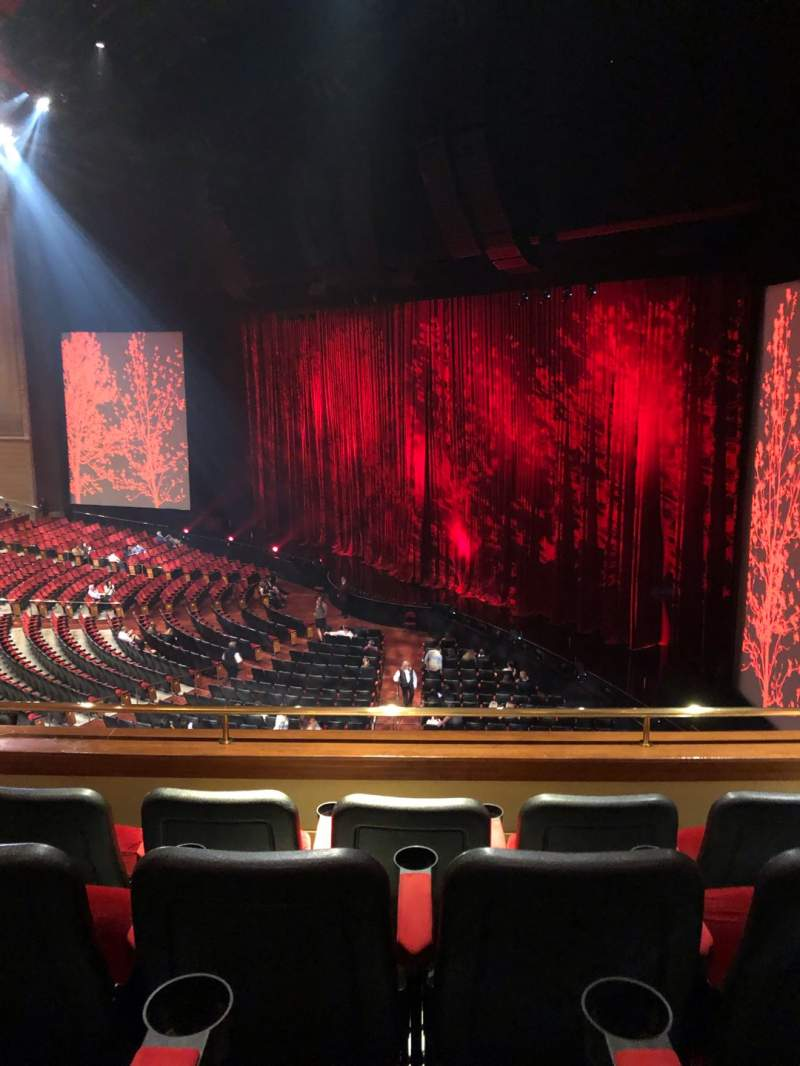 Seating view for The Colosseum At Caesars Palace Section 301 Row D Seat 107