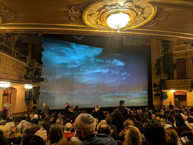 Seating view for Ethel Barrymore Theatre Section Orchestra L Row O Seat 11