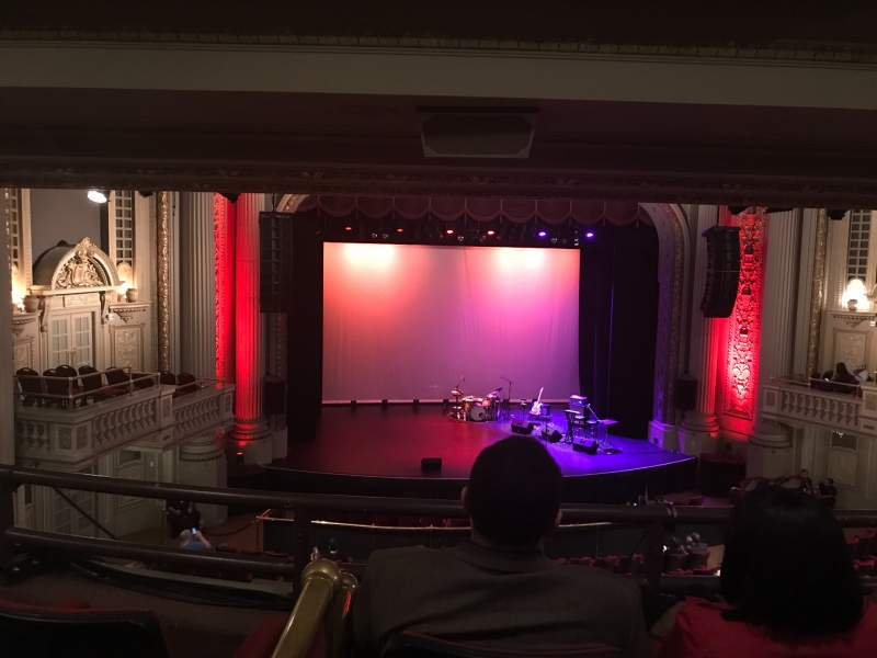 Seating view for Majestic Theatre - Dallas Section R Row C Seat 3