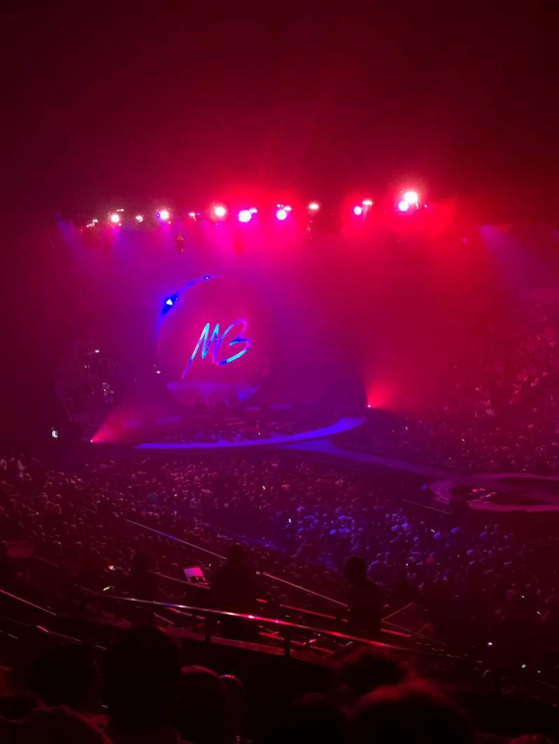 Seating view for Pechanga Arena Section T21c Row 12 Seat 5