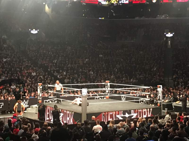 Seating view for Barclays Center Section 28