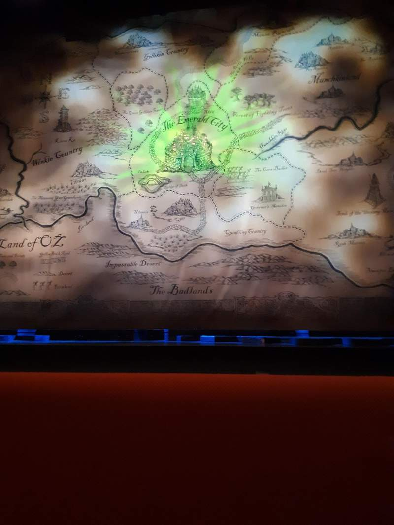 Seating view for Asu Gammage Section ORVIP2 Row 1 Seat 6