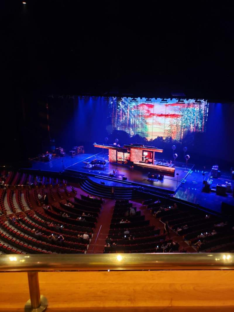 Seating view for The Colosseum At Caesars Palace Section 402 Row A Seat 215