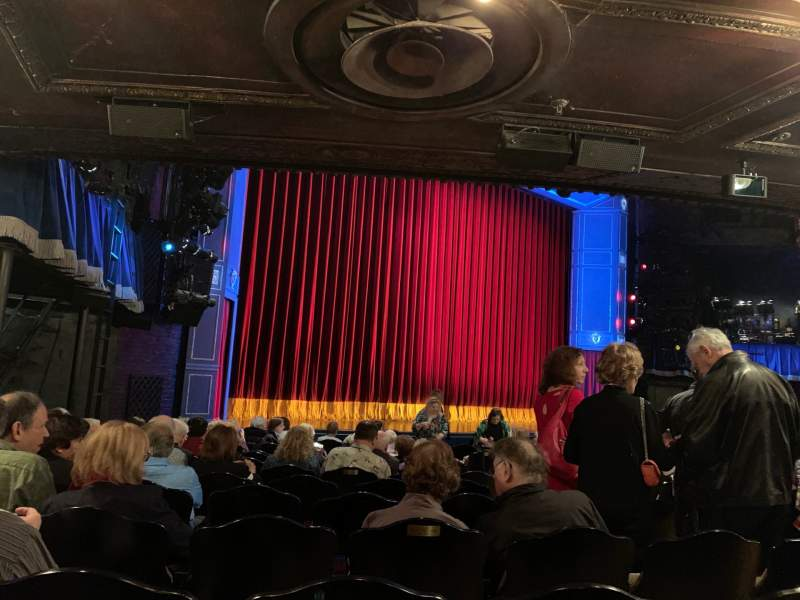 Seating view for Studio 54 Section Orchestra L Row M Seat 15