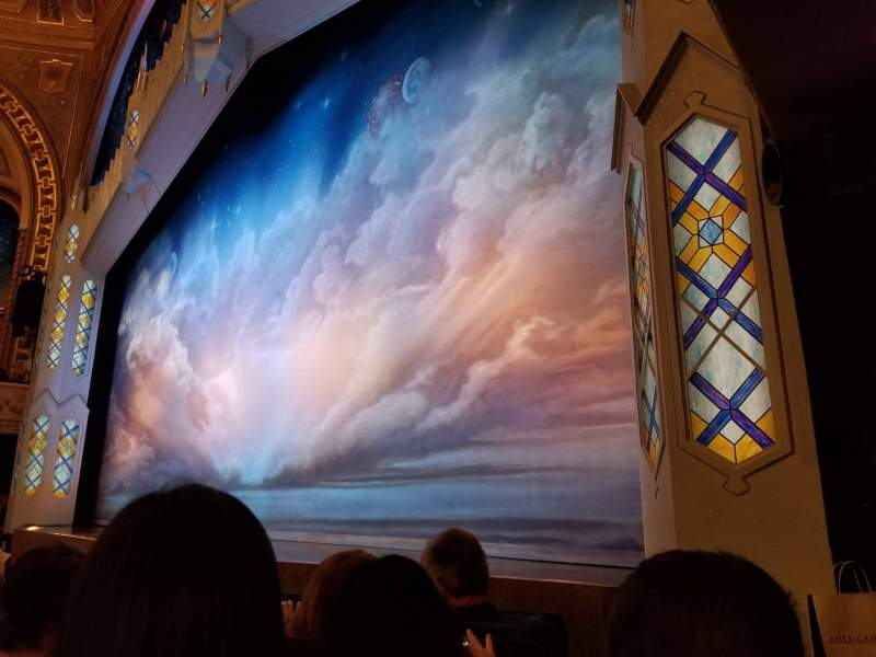 Seating view for Eugene O'Neill Theatre Section Orchestra R Row D Seat 16