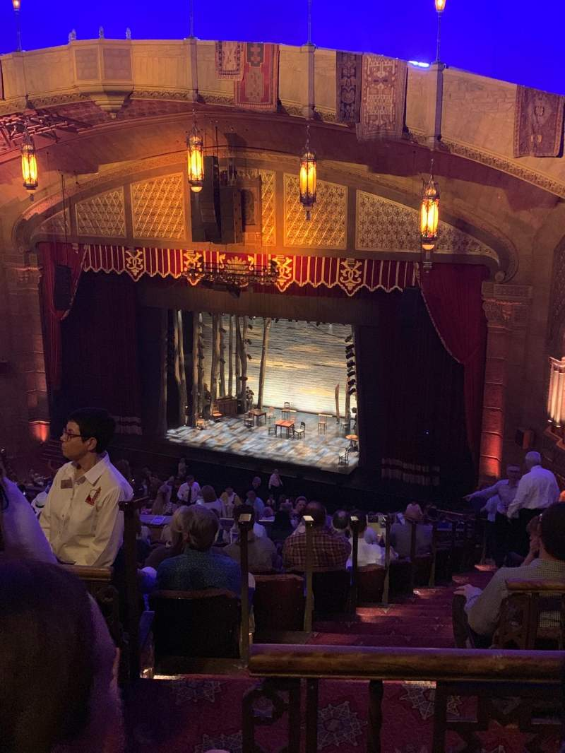 Seating view for Fox Theatre (Atlanta) Section Second Dress Circle RC Row N Seat 30