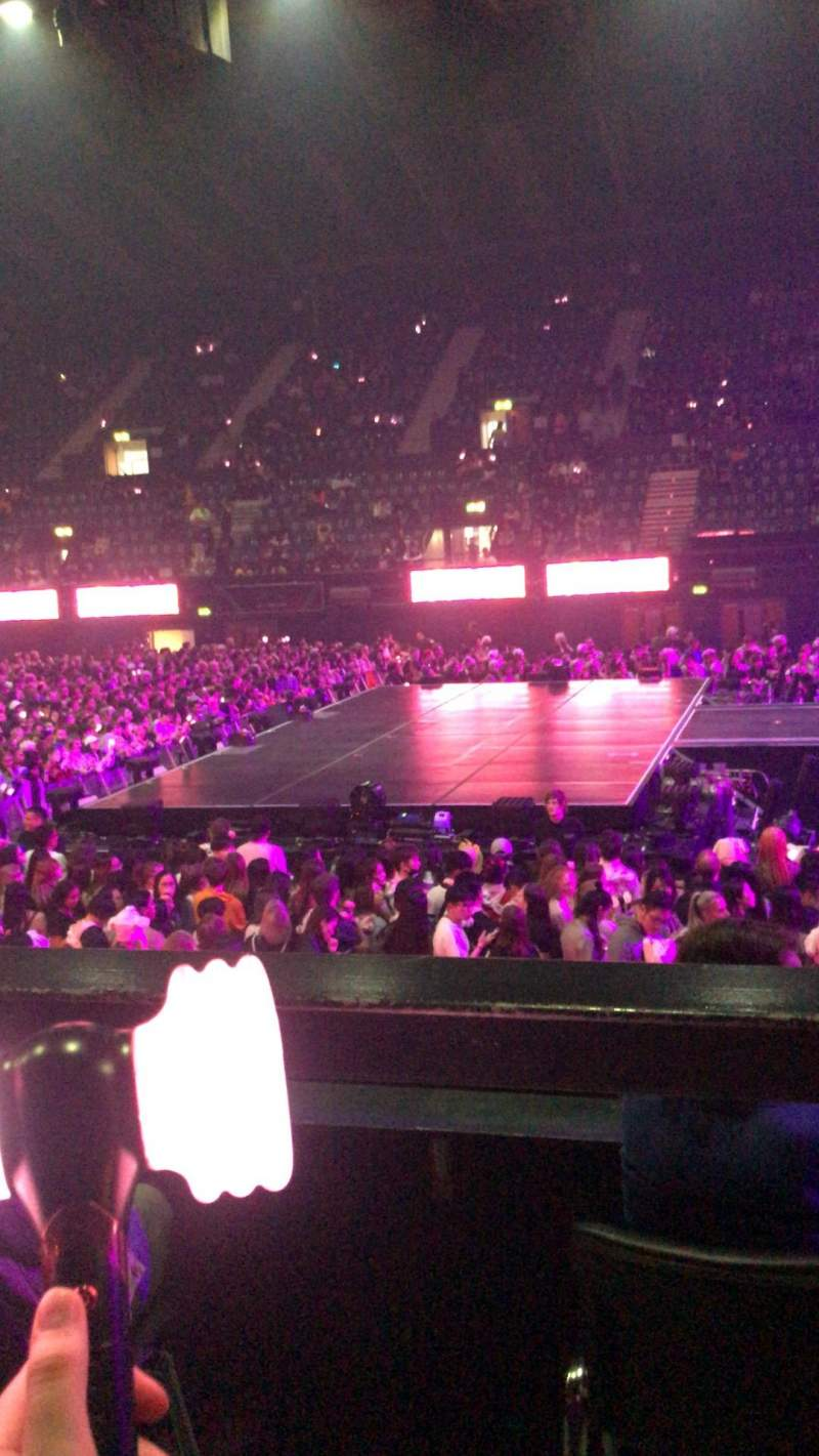 Seating view for SSE Arena, Wembley Section N8 Row C Seat 69