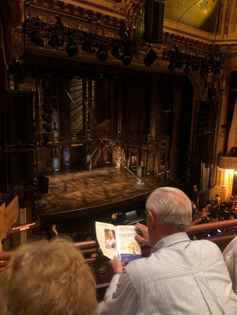 Seating view for Hippodrome Theatre Section LGSTE Row C Seat 225