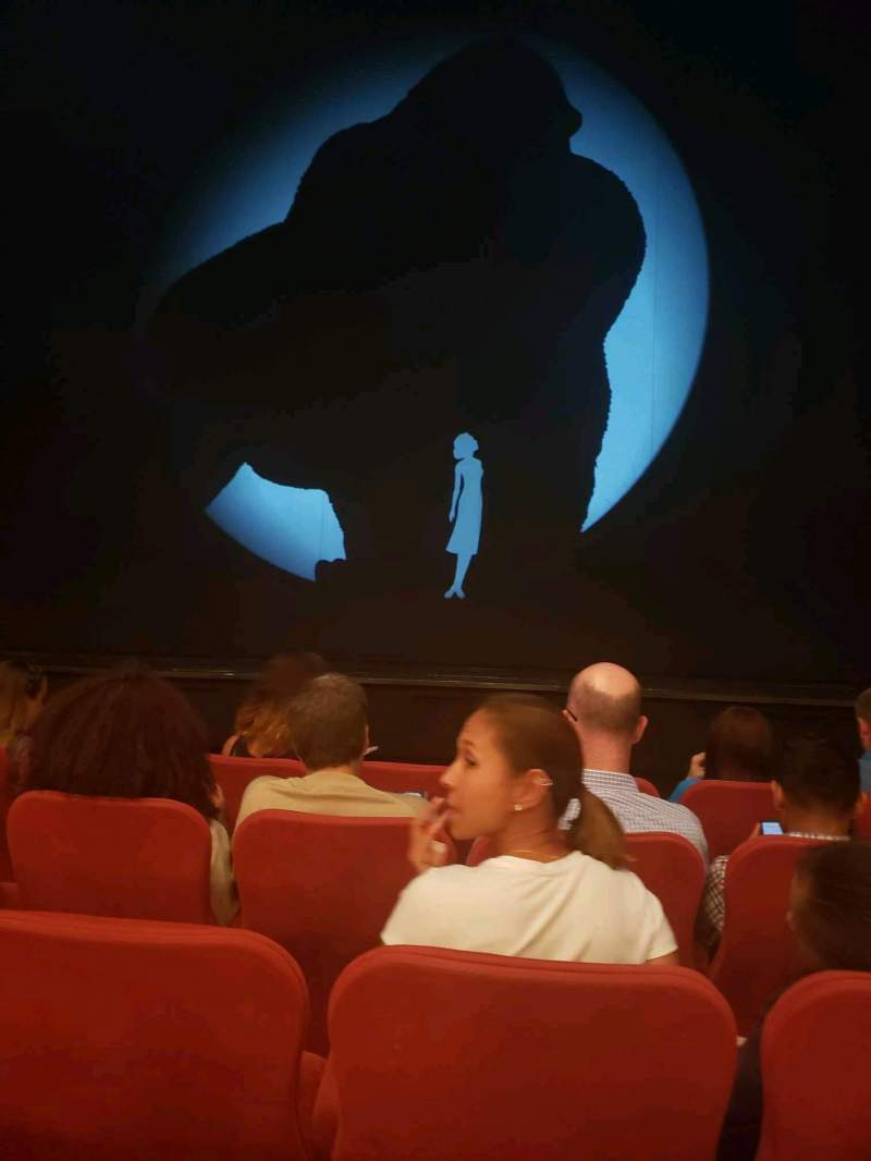 Seating view for Broadway Theatre - 53rd Street Section Orchestra C Row E Seat 103