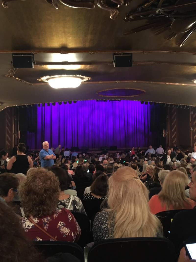 Seating view for Lunt-Fontanne Theatre Section Orchestra C Row WW Seat 101