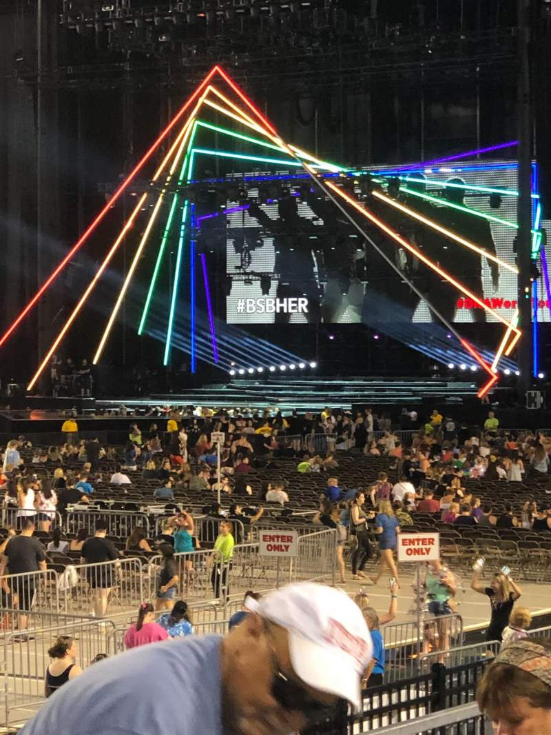 Seating view for Hershey Park Stadium Section 27 Row A Seat 33