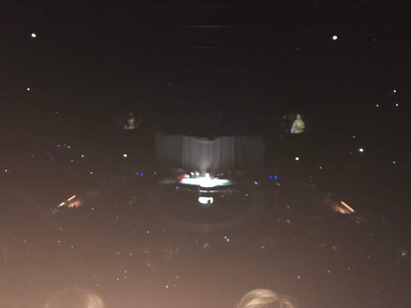 Seating view for Ziggo Dome Section 207 Row 6 Seat 233