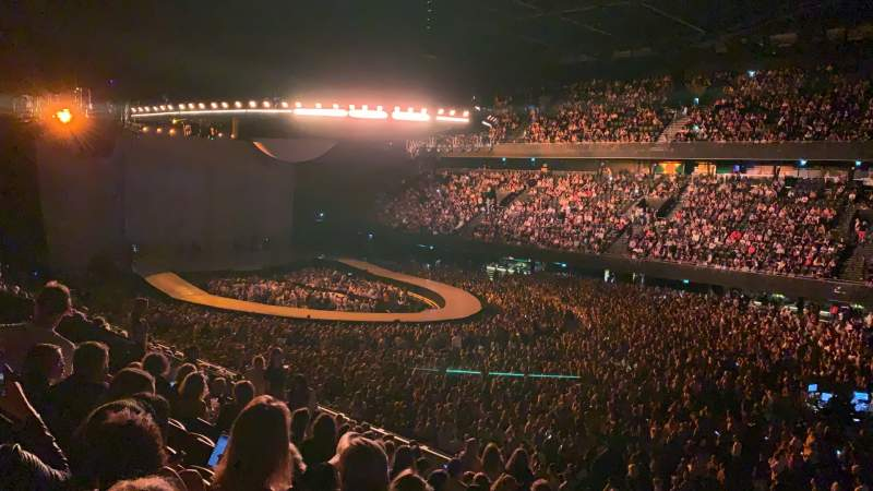 Seating view for Ziggo Dome Section 108 Row 14 Seat 300