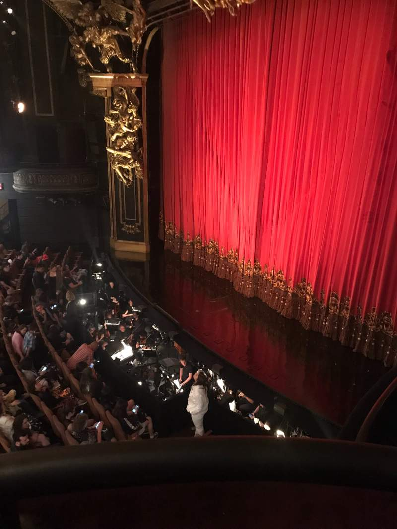 Seating view for Majestic Theatre Section Box C Seat 50