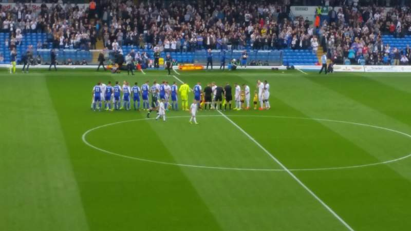 Photos Of The Leeds United At Elland Road