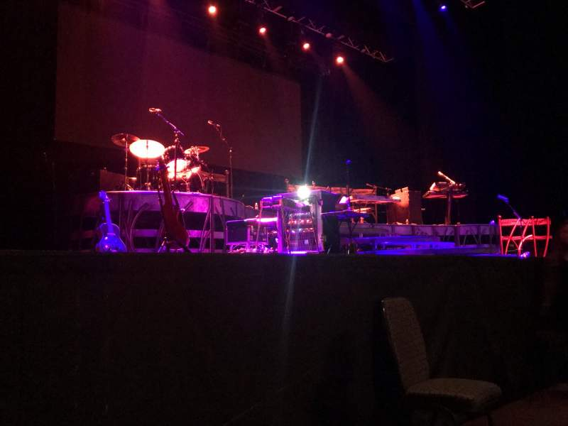 Seating view for Ovation Hall Section Orchestra 3 Row AA
