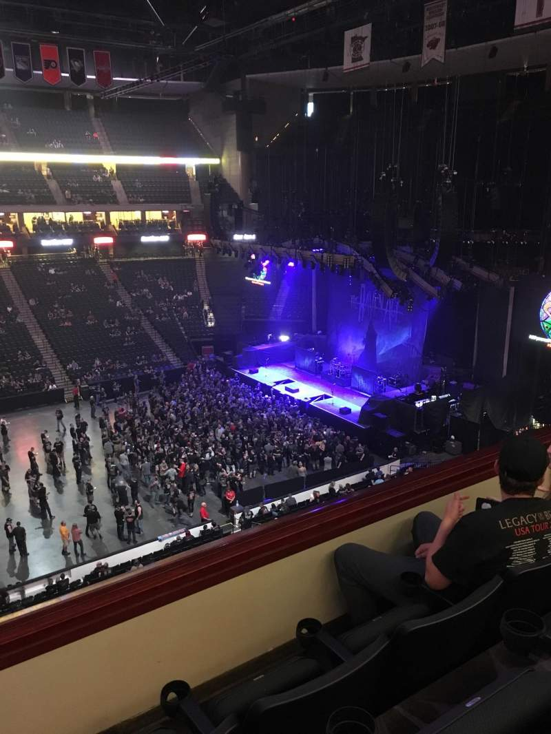 Seating view for Xcel Energy Center Section C6 Row 3 Seat 10