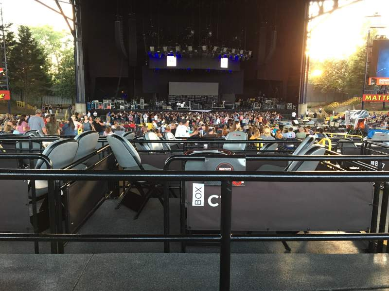 Seating view for Jiffy Lube Live Section 204 Row J Seat 4