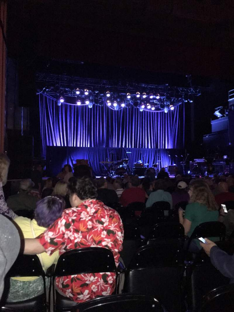 Seating view for Tower Theater Section Orchestra LC Row Mm Seat 126