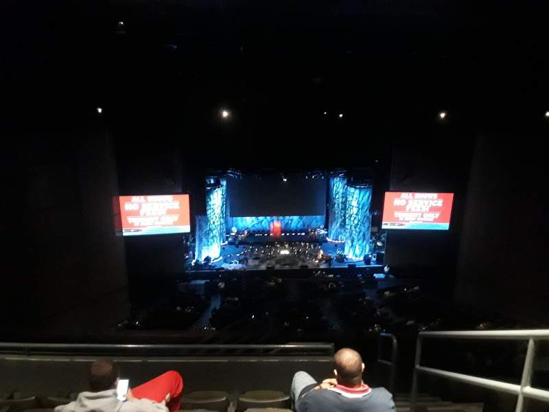 Seating view for Arizona Federal Theatre Section 305 Row 8 Seat 2