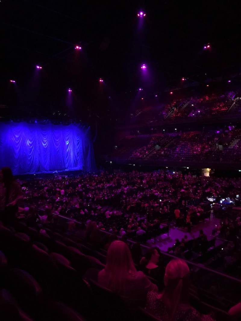Seating view for Ziggo Dome Section 108 Row 7 Seat 303