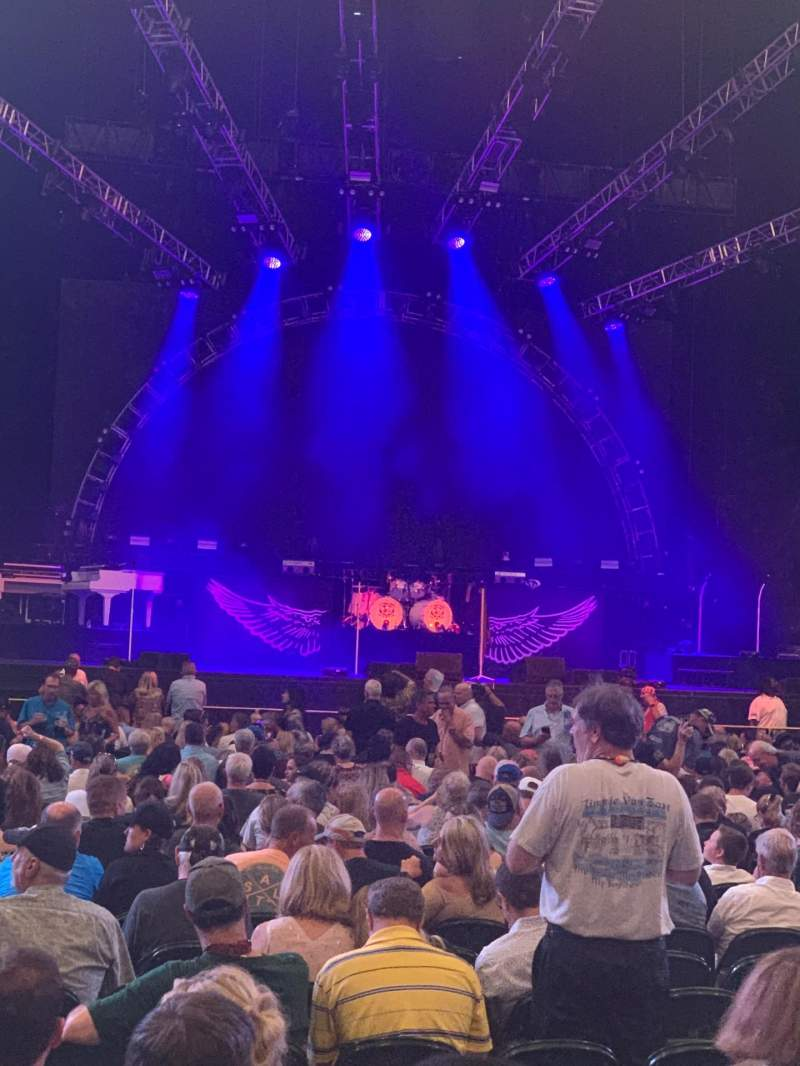 Seating view for Ameris Bank Amphitheatre