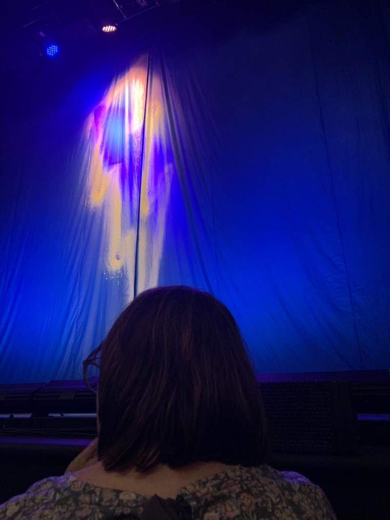 Seating view for Longacre Theatre Section Orchestra C Row A Seat 101
