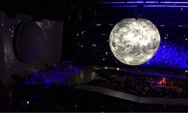 Seating view for The O2 Arena Section 101 Row Z Seat 27