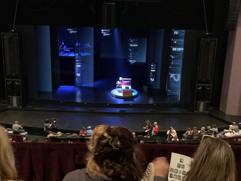 Seating view for Mahalia Jackson Theater for the Performing Arts Section 11 Row C Seat 9