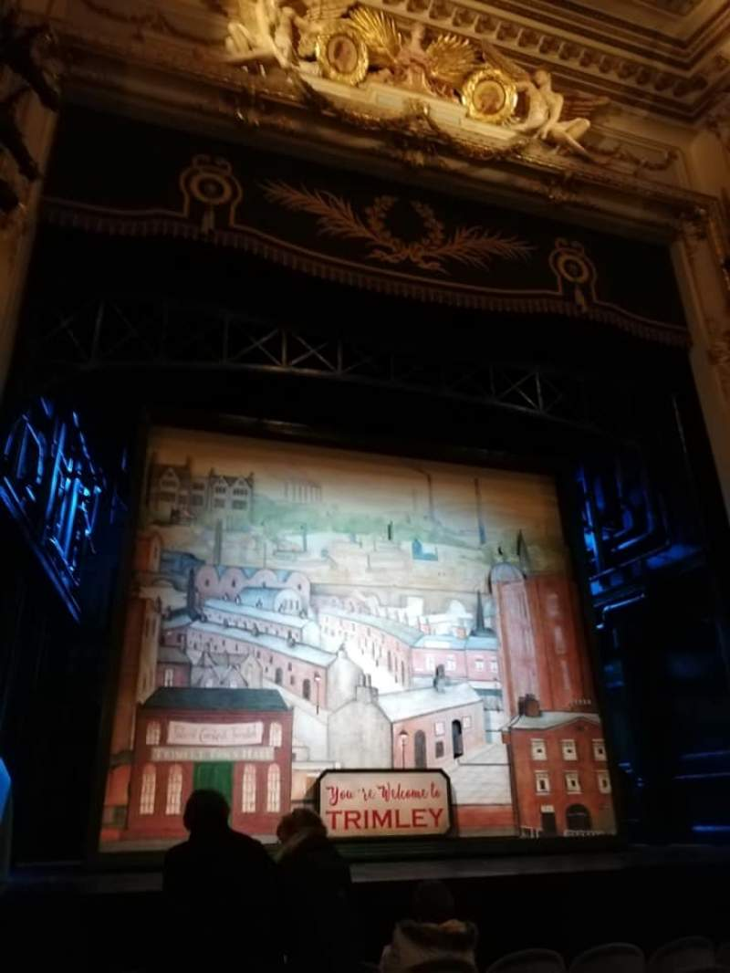 Seating view for Wyndham's Theatre Section stalls Row G Seat 21